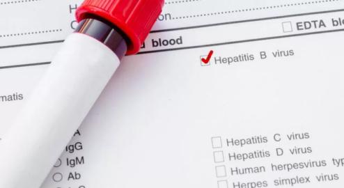 Показатели в анализах при гепатите С