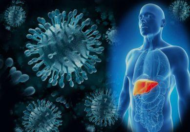 острый гепатит C
