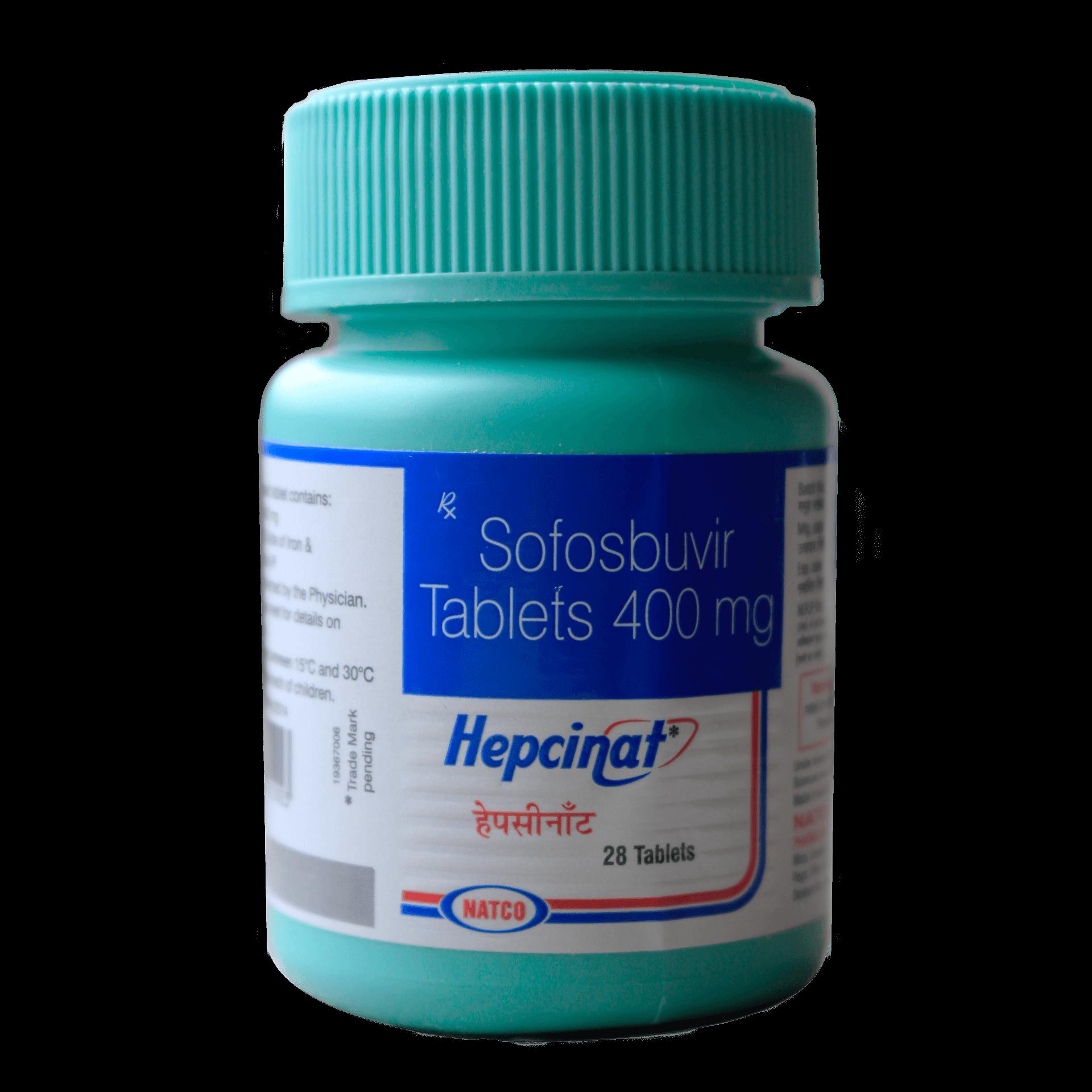 препарат Hepcinat