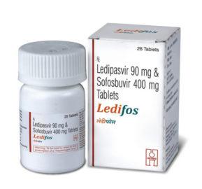 инструкция по применению индийского препарата Ledifos