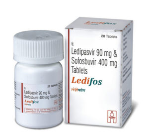 Описание и инструкция по применению индийского препарата Ledifos, Противовирусные