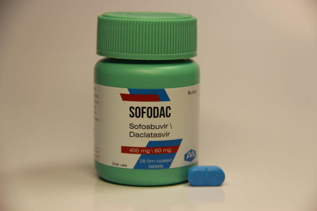 американские препараты для лечения Гепатита