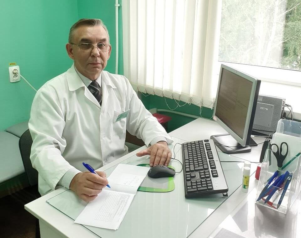 Знакомство с врачом: Сапрыкин Павел Тимофеевич