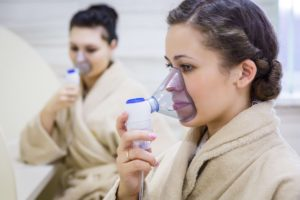 Ингаляции для восстановления легких, Вирусные заболевания
