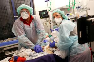 Мое восстановление после ИВЛ во время Covid-19 – История человека перенесшего КОВИД, Вирусные заболевания