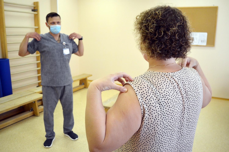 упражнения для восстановления легких после пневмонии