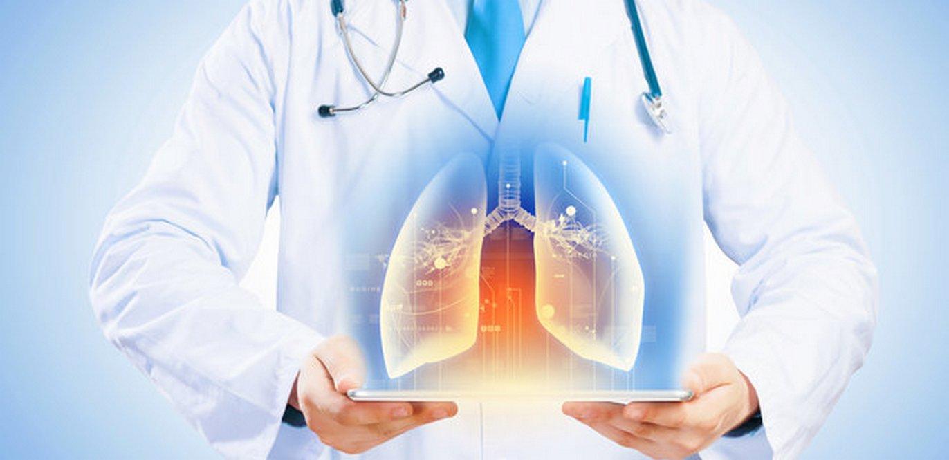 восстановление ткани легких