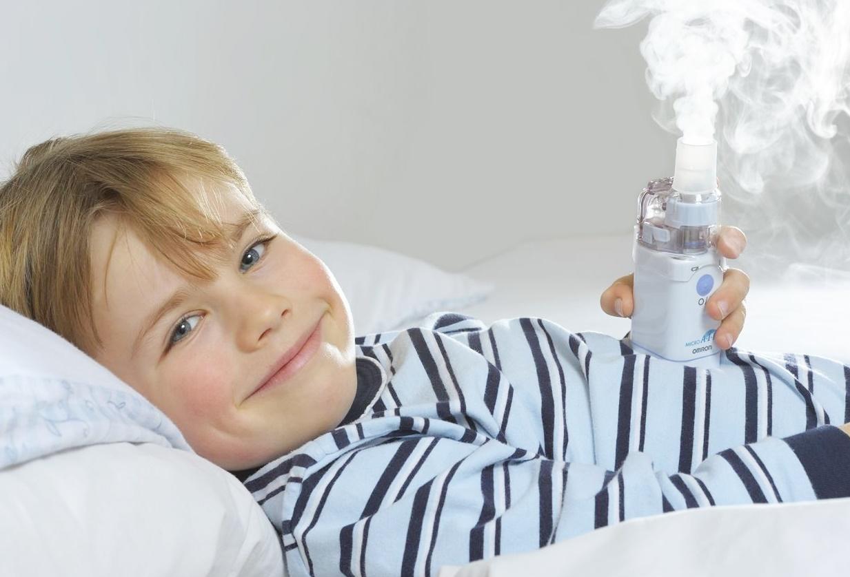 ингаляции для восстановления легких после пневмонии